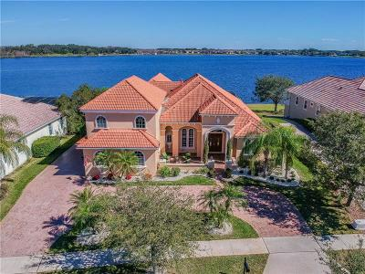 Celebration, Davenport, Kissimmee, Orlando, Windermere, Winter Garden Single Family Home For Sale: 1833 Black Lake Boulevard