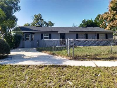 Orlando Single Family Home For Sale: 5141 Glasgow Avenue