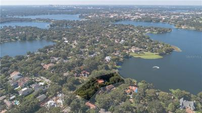 Winter Park Single Family Home For Sale: 581 Sylvan Drive