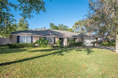 Longwood Single Family Home For Sale: 228 Coble Drive