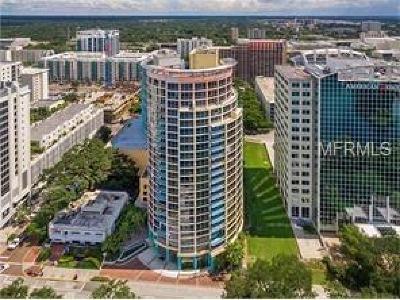 Orlando Rental For Rent: 322 E Central Boulevard #1809