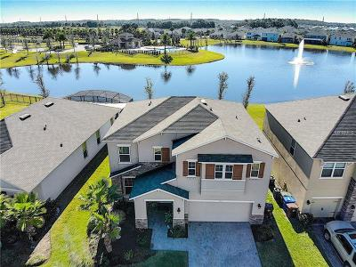 Kissimmee Single Family Home For Sale: 3610 Mt Vernon Way