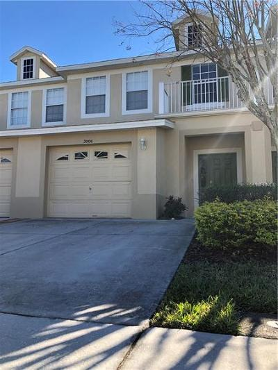 Kissimmee Townhouse For Sale: 3006 Thornton Drive