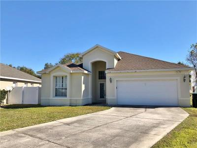 Orlando Single Family Home For Sale: 3733 Lasson Court