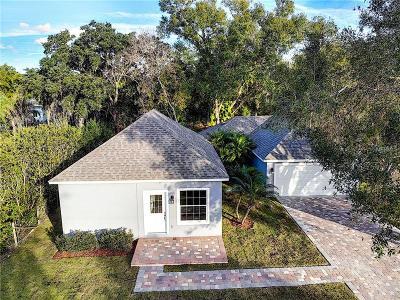 Saint Cloud Single Family Home For Sale: 485 Grape Avenue