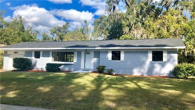 Deland Single Family Home For Sale: 407 W Hubbard Avenue