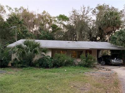 Single Family Home For Sale: 1615 Michigan Avenue