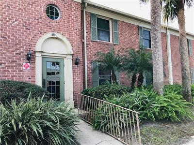 Seminole County Rental For Rent: 604 Georgetown Drive #D