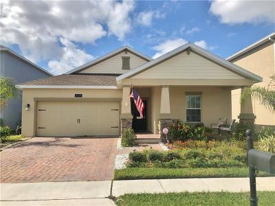 Orlando Single Family Home For Sale: 14114 Gold Bridge Drive