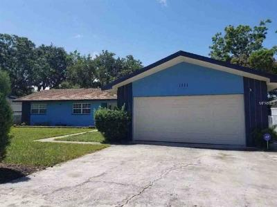 Clearwater Single Family Home For Sale: 1111 Carlton Street