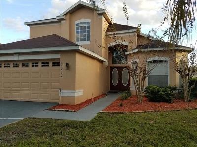 Orlando Single Family Home For Sale: 13525 Mallard Crossing Street