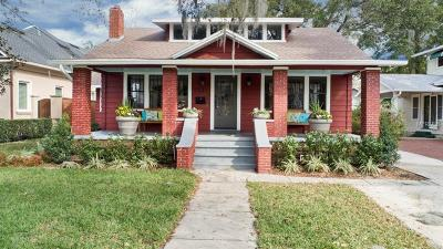 Single Family Home For Sale: 1521 Briercliff Drive