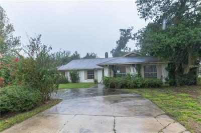 Winter Park Single Family Home For Auction: 616 Driver Avenue