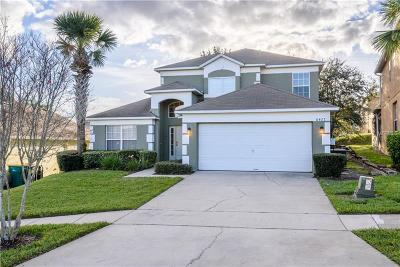 Single Family Home For Sale: 8477 Oasis Key Cove