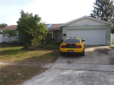 Orlando Single Family Home For Sale: 1833 Columbine Drive