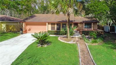 Winter Springs Single Family Home For Sale: 858 Galston Drive