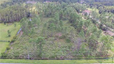 Orlando Residential Lots & Land For Sale: Sabal Street
