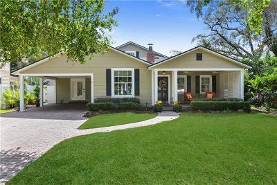 Orlando Single Family Home For Sale: 1823 S Osceola Avenue