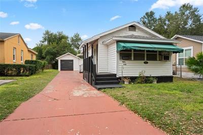 Orlando Single Family Home For Sale: 1418 E Harwood Street