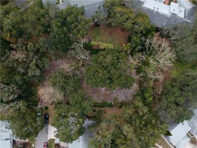 Altamonte Springs Residential Lots & Land For Sale: 524 Oak Ter