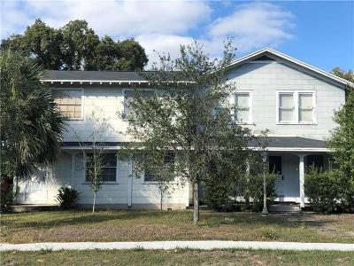 Eustis Single Family Home For Sale: 321 E Lakeview Avenue