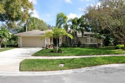 Palm Harbor Single Family Home For Sale: 2819 Deer Hound Way