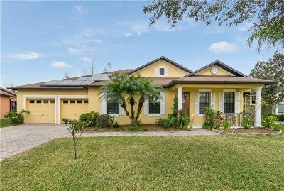Single Family Home For Sale: 9818 Caroline Park Drive