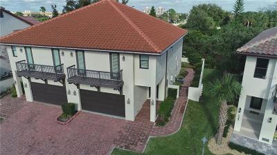 New Smyrna Beach Townhouse For Sale: 123 Marina Bay Drive