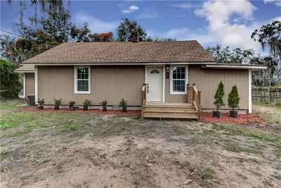 Mount Dora Single Family Home For Sale: 2286 Crescent Drive
