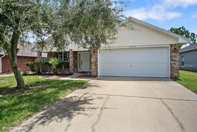 Port Orange Single Family Home For Sale: 5417 Ward Lake Drive