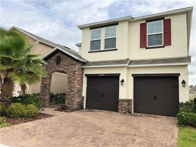 Kissimmee Single Family Home For Sale: 2787 Monticello Way