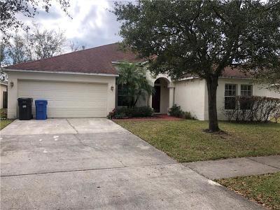 Brandon Single Family Home For Sale: 1214 Lake Highview Lane