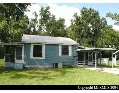 Kissimmee Single Family Home For Sale: 2930 Old Dixie Highway
