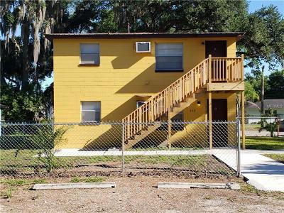 Plant City Multi Family Home For Sale: 802 W Warren Street