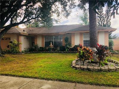Single Family Home For Sale: 12110 Caper Street