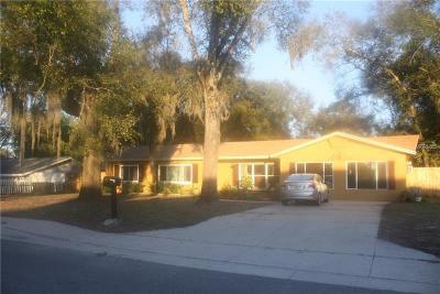 Winter Springs Single Family Home For Sale: 1081 Ridge Street