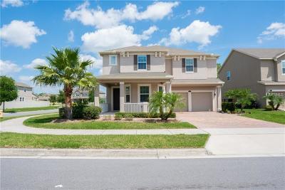 Winter Garden Single Family Home For Sale: 15669 Citrus Harvest Road