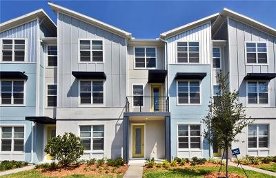 Orlando, Orlando (edgewood), Orlando`, Oviedo, Winter Park Townhouse For Sale: 13310 Bovet Avenue