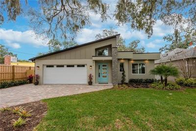 Single Family Home For Sale: 1613 Cloverlawn Avenue