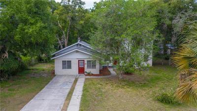 Deland Single Family Home For Sale: 1141 W Euclid Avenue