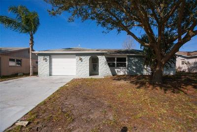 New Port Richey Single Family Home For Auction: 6333 Aberdeen Avenue