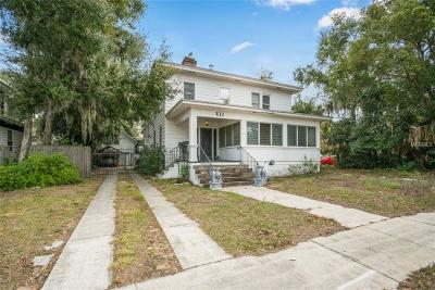 Eustis Single Family Home For Sale: 611 S Grove Street