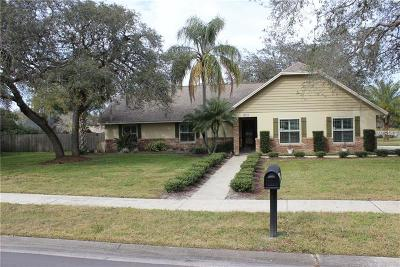 Lake Mary Single Family Home For Sale: 148 North Road