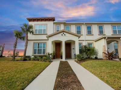 Winter Garden Townhouse For Sale: 15537 Honeybell Drive
