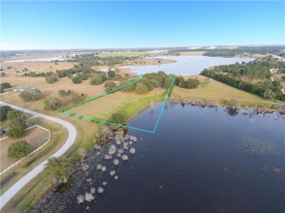Lake County, Sumter County Single Family Home For Sale: 5531 Moon Lake Road