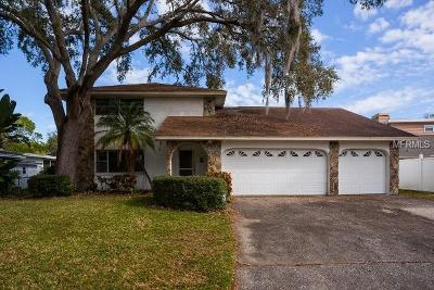 Palm Harbor Single Family Home For Auction: 123 Lake Shore Drive E