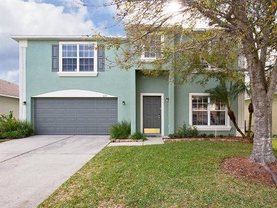 Sanford Single Family Home For Sale: 115 Willowbay Ridge Street