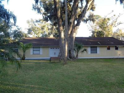 Port Orange Single Family Home For Sale: 851 Nixon Lane