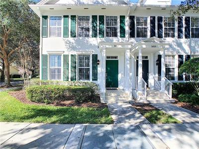 Lake Nona Townhouse Sold: 9201 S Northlake Parkway