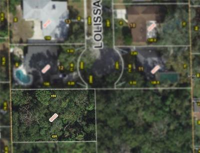 Winter Park Residential Lots & Land For Sale: 2888 Lolissa Lane